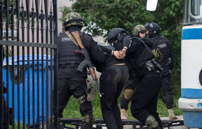 Задержан член ИГ
