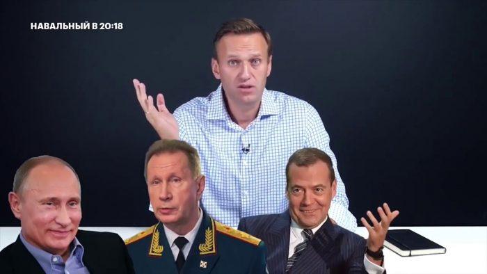 Золотов вызвал Навального
