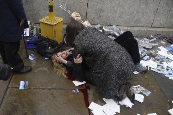 Как убивают в Великобритании