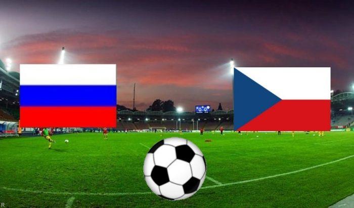 Россия — Чехия 10 сентября