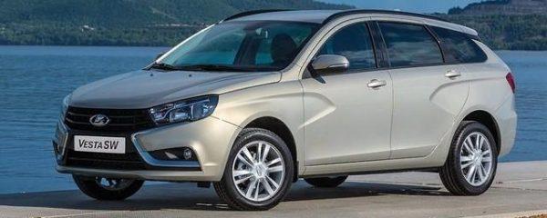LADA Vesta — самое продаваемое авто в России третий месяц подряд