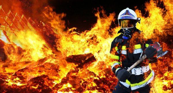 пожар под Кемерово