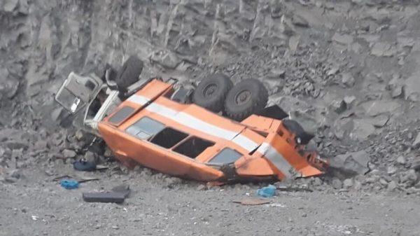СК возбудил уголовное дело после аварии вахтового автобуса в Кузбассе